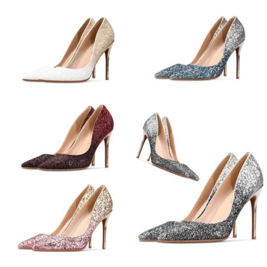 Aced 5 Colours 3 Heel Heights