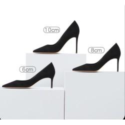 Doui 2 Colour 3 Heel Heights
