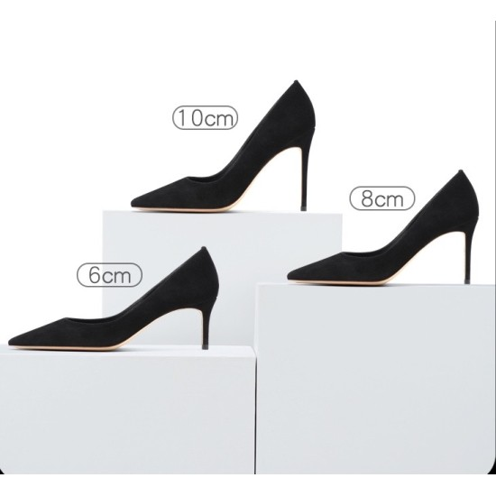 DOSO 3 Colour 3 Heel Heights