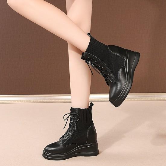 Xt Chunky Petite Boots