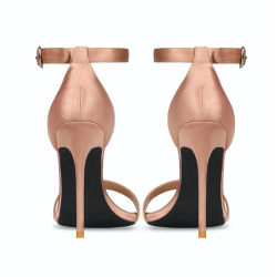 Bowla Nude 2 Heel Heights