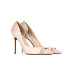 Brivee Nude 3 Heel Heights