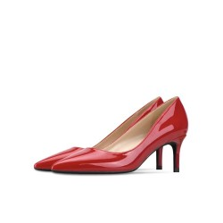 Candy Red Patent