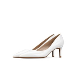 Candy White Patent