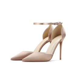 Emmy Nude 3 Heel Heights