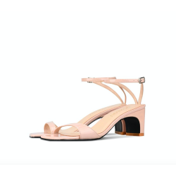 Alor Mid Heel Sandal