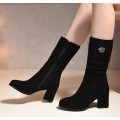 Mid Length Boots