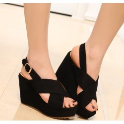 Billy Petite Wedges