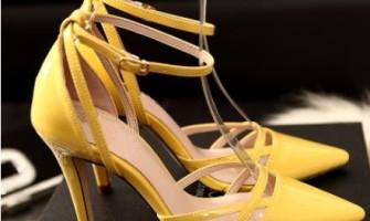 Aran In Yellow